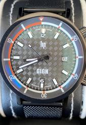 Montre-bracelet d'homme LIP NAUTIC-GIGN référence 671523, série limitée