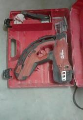 Clouteur à gaz HILTI sur batterie - dans sa boîte
