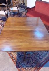 Table anglaise à deux volets