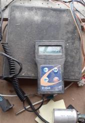Balance électronique WIGAM - dans sa mallette