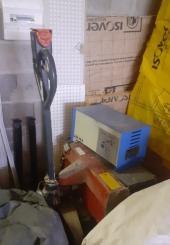 Transpalette électrique TVS