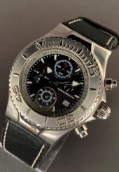 Montre-bracelet d'homme chronographe TECHNOMARINE Sport ref TMY02