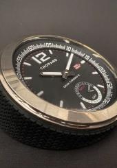 CHOPARD - Pendule de bureau Mille Miglia modèle Gran Turismo XL